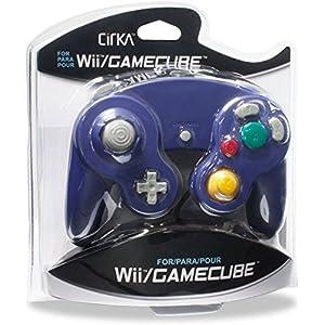 Wii/CUBE Cirka Controller (Purple)
