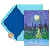 パピルスツリーunder moon Boxed Holidayカード、14-count
