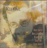 Violin Concerto, Etc: Kukal(Vn) Valek / Etc