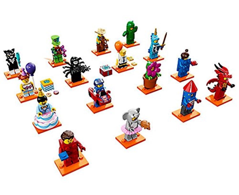 【開封済未使用品】 LEGO ミニフィギュアシリーズ - 18 - 16体セット