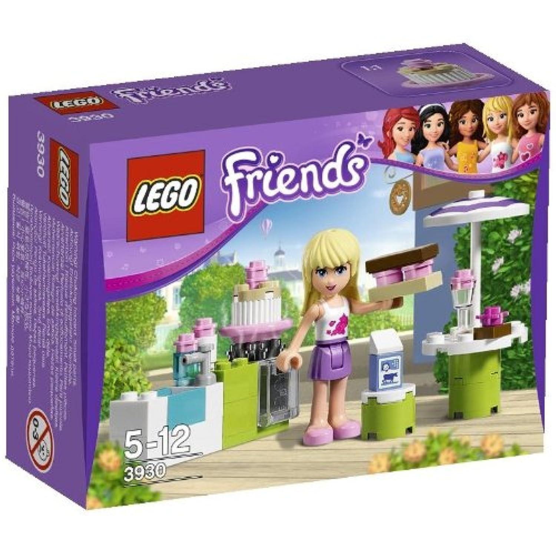 レゴ (LEGO) フレンズ アウトドアベーカリー 3930
