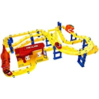 Little Treasuresおもちゃ、Extreme Fire racing-tracks play-set Fun Kids Speeding