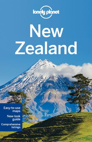 Download Lonely Planet New Zealand 1742200176