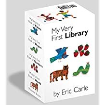 My Very First Library: My Very First Book of Colors, My Very First Book of Shapes, My Very First Book of Numbers, My Very First Books of Words