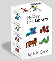 My Very First Library: My Very First Book of Colors, My Very First Book of Shapes, My Very First Book of Numbe