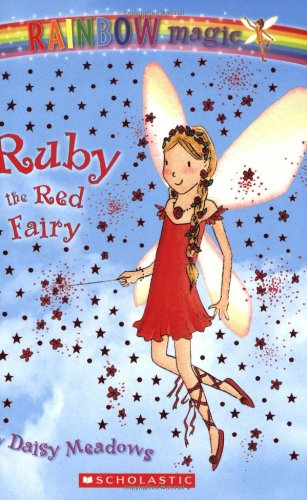 Ruby the Red Fairy (Rainbow Magic: the Rainbow Fairies)の詳細を見る