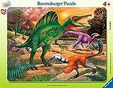 ラベンスバーガー(Ravensburger) ジグソーパズル 05094 9 大地を歩く恐竜たち(24ピース)