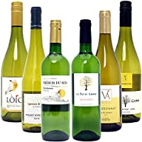 シニアソムリエ厳選 直輸入 白ワイン6本セット((W0AFG7SE))(750mlx6本ワインセット)
