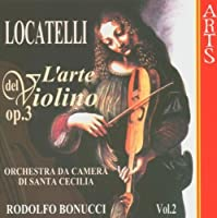 Art of the Violin 2 by R. BONUCCI (1999-08-17)