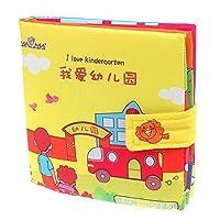 教育玩具、柔らかい布baomabaoベビーインテリジェンス開発学習画像Cognize Book D