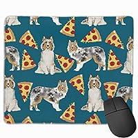 Stabyhoun犬Stabij犬デザイン - 青みがかったマウスパッド 25 x 30 cm