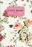 L'EST ROSE 手帳 2013 (宝島社ブランド手帳)