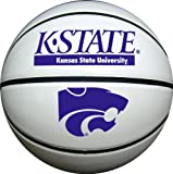 Kansas State Wildcats公式サイズ合成レザーAutograph Basketball