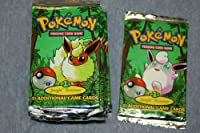 Pokemon First Edition Jungle Booster Pack 11c English