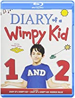 Diary of a Wimpy Kid 1 & 2 [Blu-ray] [Import]