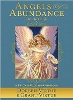 エンジェル オブ アバンダンス オラクルカード Angels of Abundance Oracle Cards 英語版 輸入品
