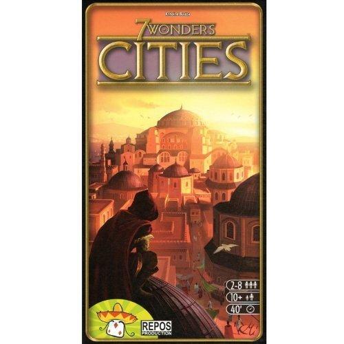 世界の七不思議:拡張2都市 (7wonders:Expantion2 Cities) [並行輸入品]