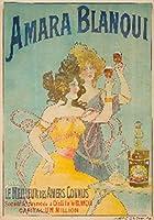 Amara Blanquiヴィンテージポスター(アーティスト: Nover ) France 16 x 24 Giclee Print LANT-60863-16x24