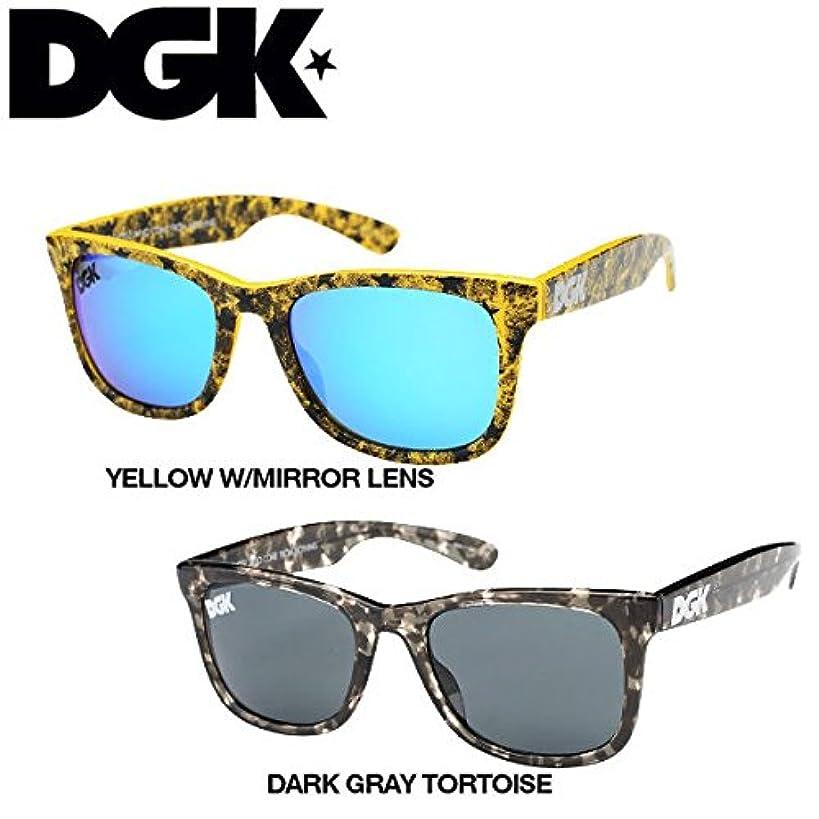 求人パーク演じるDGK ディージーケー CLASSIC SHADES メンズ?レディースサングラス ユニセックス 眼鏡