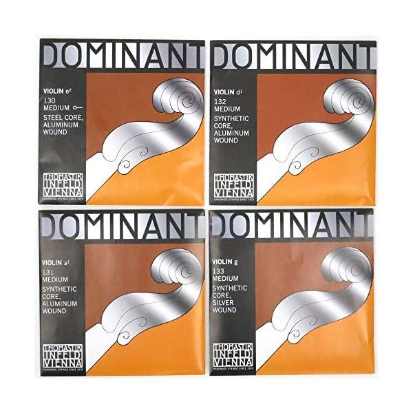 Dominant ドミナント 4/4バイオリン...の紹介画像5