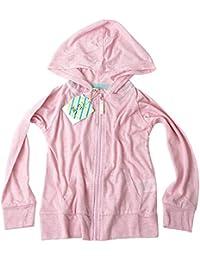 全4色 UVカット 極薄 パーカー スラブ生地 カラバリ UV対策 真夏OK 羽織り 風が抜ける スラブパーカー