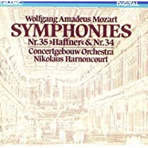 Symfoni 35 Haffner / 34