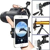 携帯電話アダプタマウント、Spotting Scope携帯電話アダプタマウントforライフルスコープ、カメラ、Digiscoping双眼鏡、望遠鏡、顕微鏡、Monocular