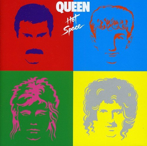 Hot Space / Queen