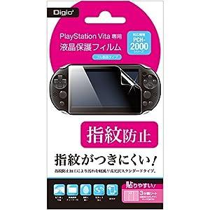 PlayStation Vita 用 液晶保護フィルム PCH-2000 対応 指紋防止 GAFV-09