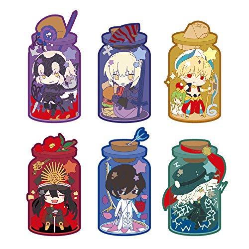 きゃらとりあ Fate/Grand Order vol.4 BOX商品 1BOX=6個入り、全6種類