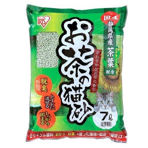 アイリスオーヤマ お茶の猫砂 OCN-70N 7L