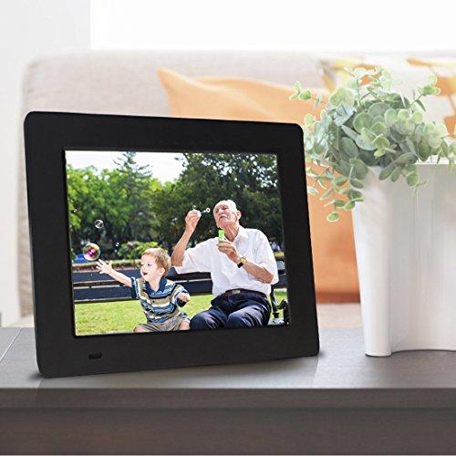 並行輸入品sungale Pf709 7 Inch Ultra Slim Digital Photo Frame