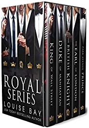 Royals Series: King of Wall Street, Duke of Manhattan, The British Knight, The Earl of London, Park Avenue Pri