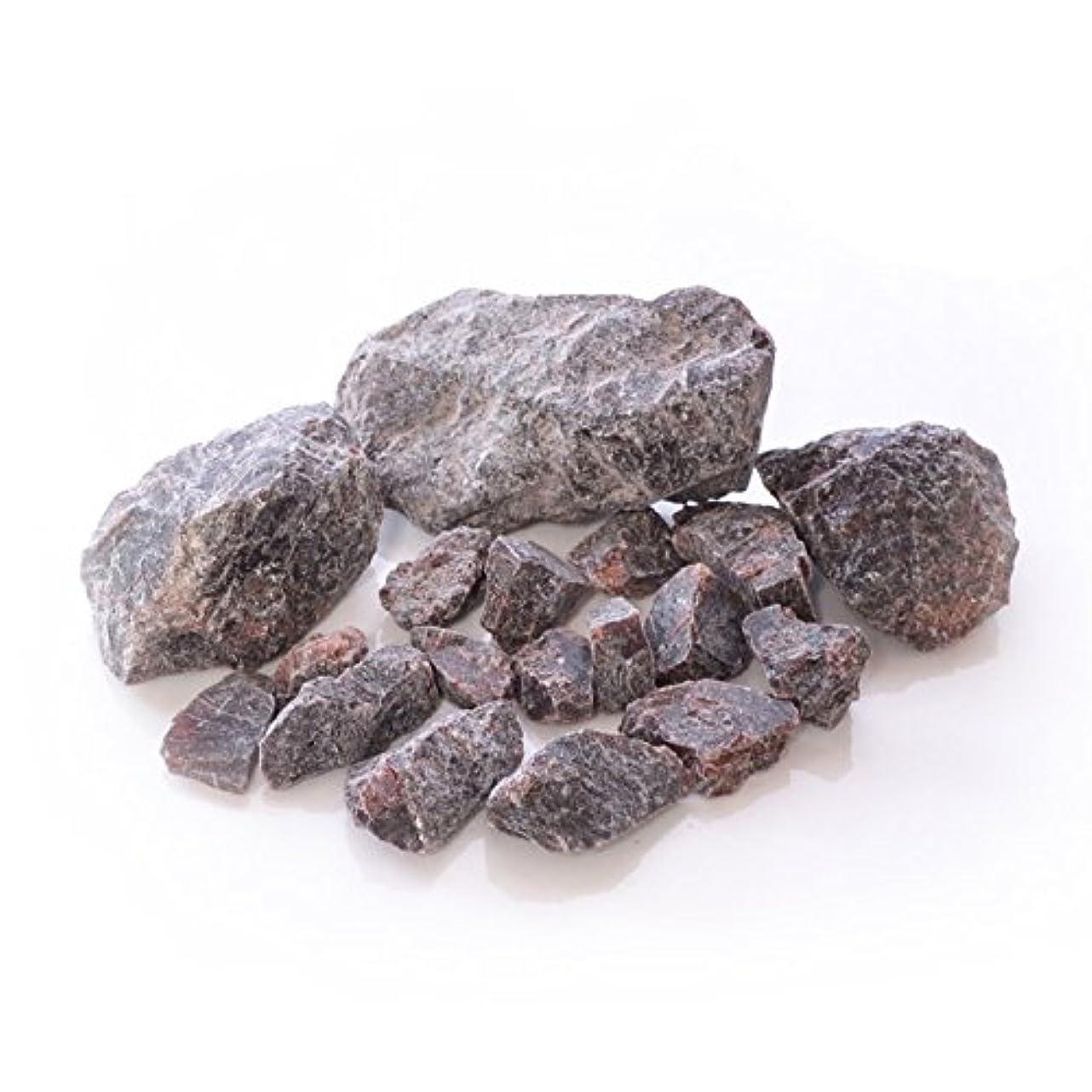 流産やりすぎくぼみ冷え性対策に岩塩風呂 ブラックダイヤソルト岩塩1kg(30日)