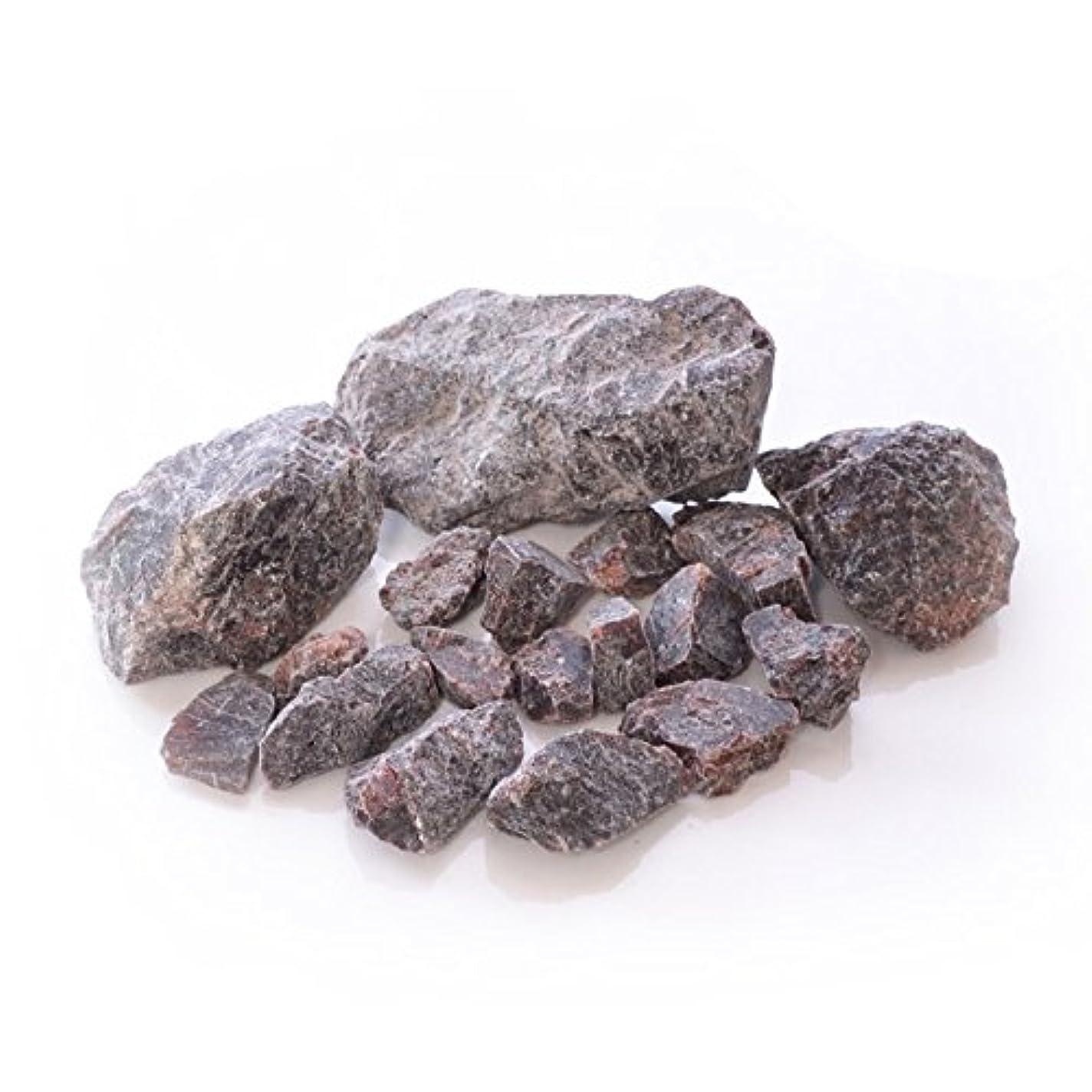 笑ラッチ不忠冷え性対策に岩塩風呂 ブラックダイヤソルト岩塩1kg(30日)