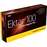 Kodak Professional Ektar Color Negative Film ISO 100, 120 Size, Propack of 5, *USA* [並行輸入品]