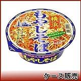 カップラーメン ニュータッチ 横浜もやしそば 12入り ヤマダイ カップ麺