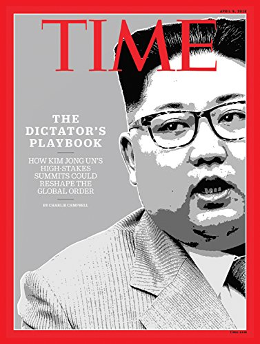 Time Asia [US] April 9 2018 (単号)