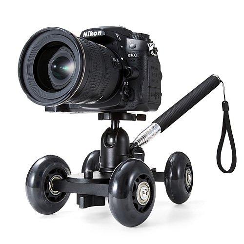 手軽に移動撮影ができるカメラドリー雲台(200-CAM026)