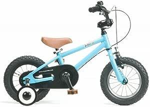【湘南鵠沼海岸発信】12インチBMX 《RAINBOW Wynn12 12inch COLOR/TURQUISE×BLACK》 子供用自転車 12インチ