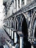 ヴェネツィアII - アーカイブ紙上のファインアートプリント - 小 : 60 cms X 80 cms