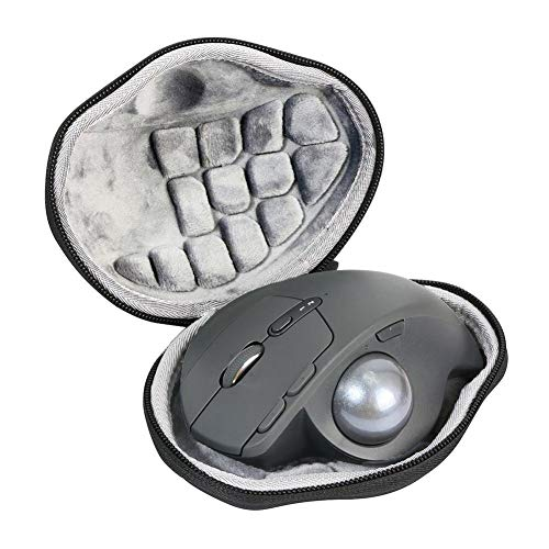 ロジクール MX1500 MXAnywhere2 / MX1600sGR ANYWHERE 2S ワイヤレスマウス 収納ケース 旅行ストレージ 保護ボックス 専用収納ケース保護収納ケース 撥水 防震 防塵 防衝撃