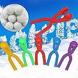 HKUN 雪玉づくり 雪合戦 スノーボールメーカー 雪遊びに 1本,ブルー
