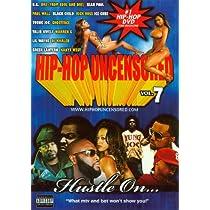 Hip Hop Uncensored 7: Hustle on  / [DVD] [Import]