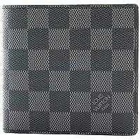 [ルイ ヴィトン] LOUIS VUITTON ダミエグラフィット ポルトフォイユ マルコ 2つ折財布 N62664