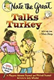 Nate the Great Talks Turkey: With Help from Olivia Sharp (Nate the Great Detective Stories (Prebound))
