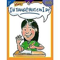 Creative Teaching Press CTP4442-A1 More I'm Through! What Can I Do? Book Grade 3 [並行輸入品]