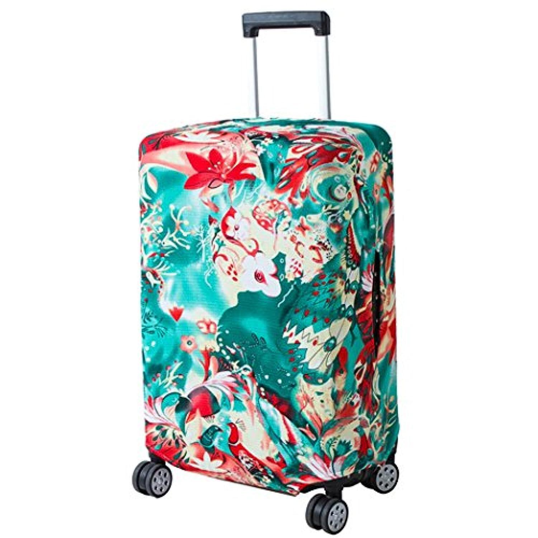 inverlee旅行荷物保護カバーLuggageカバースーツfor 18 – 20インチゴム防塵旅行バッグスーツケースカバー I