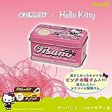 オーバンド ハローキティー缶 シリコン製輪ゴム #16 ピンク GGS-040-KT