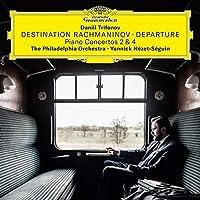 ラフマニノフ:ピアノ協奏曲第2番&第4番 他
